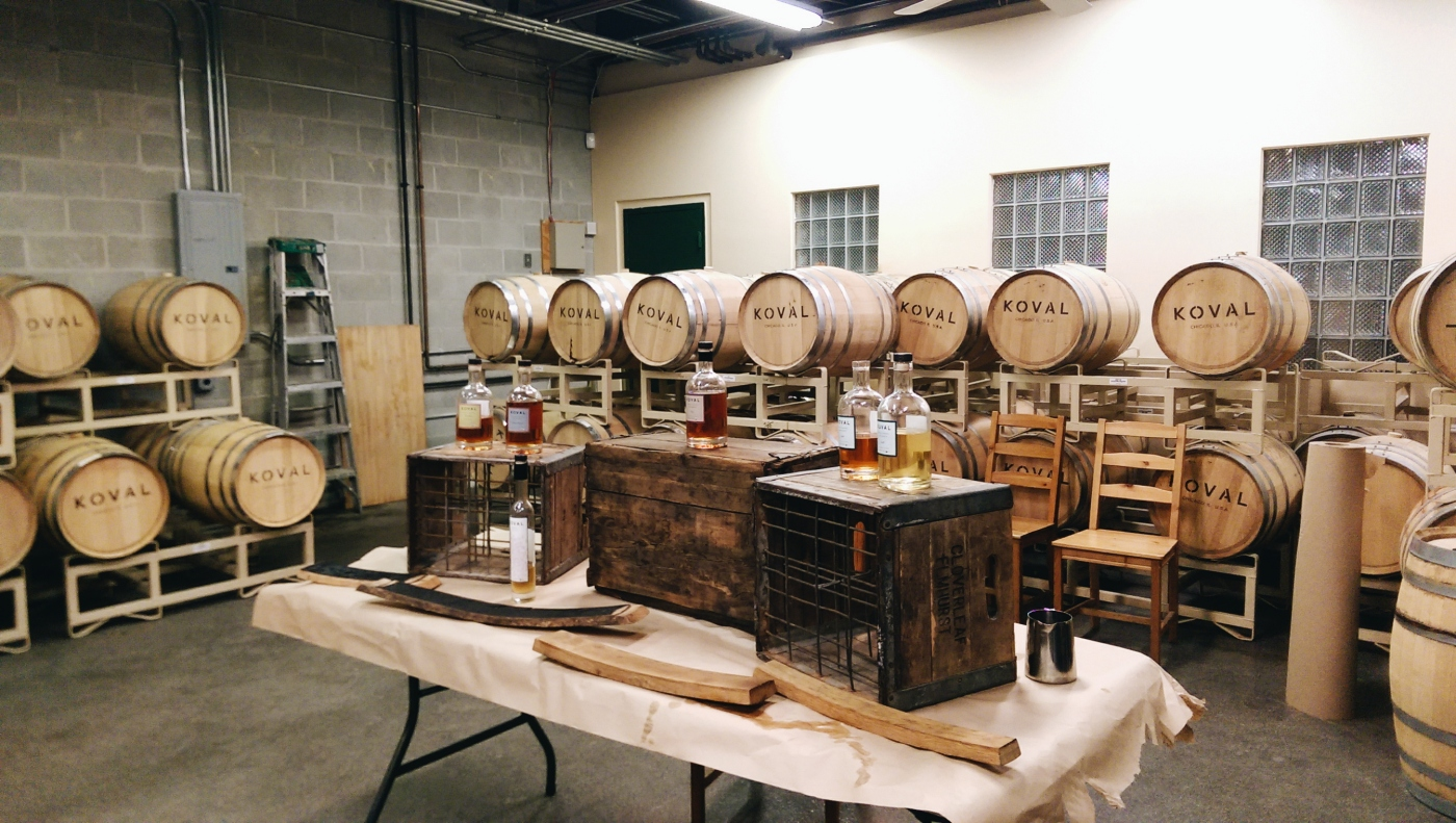 Koval Distillery - Chicago