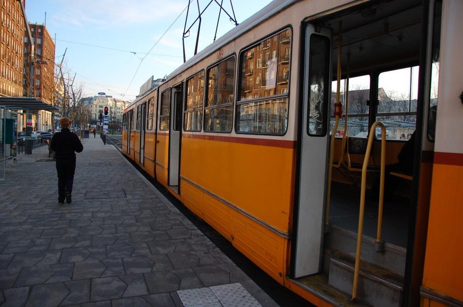 Tram 47, Budapest, HU