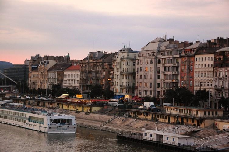 Danube River, Budapest, HU