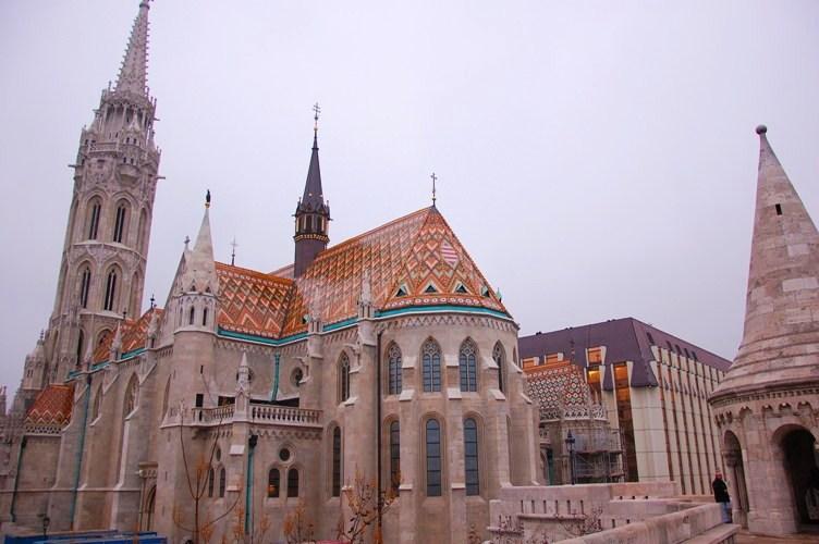 St. Matthias Church, Budapest, HU