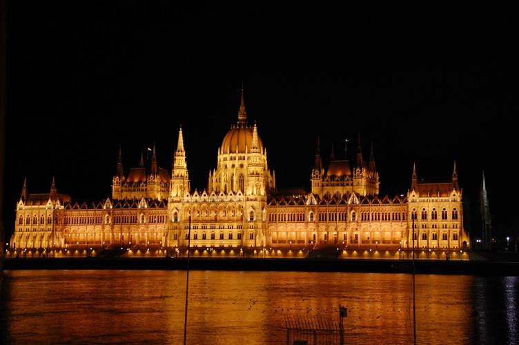Parliament, Budapest, HU