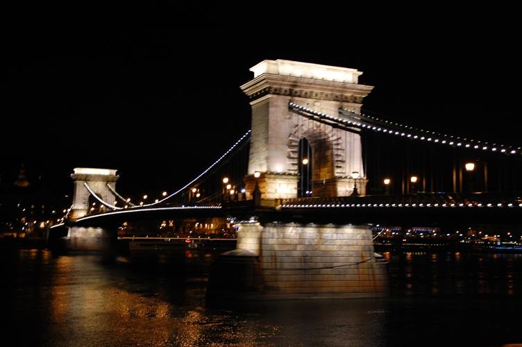 Chain Bridge, Budapest, HU