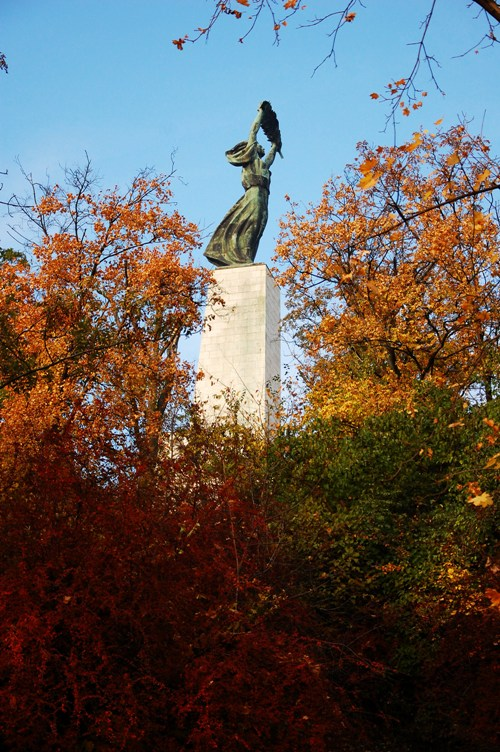 Gellert Hill, Budapest, HU