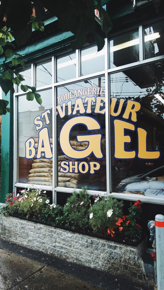 St. Viateur Bagel Shop, Montreal, Quebec