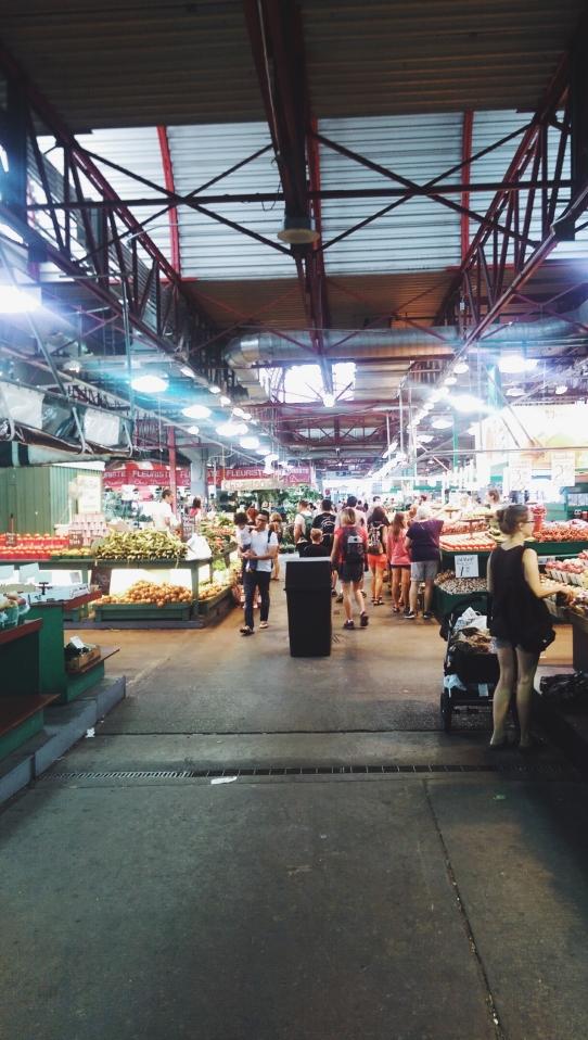 Jean-Talon Market, Montreal, Quebec