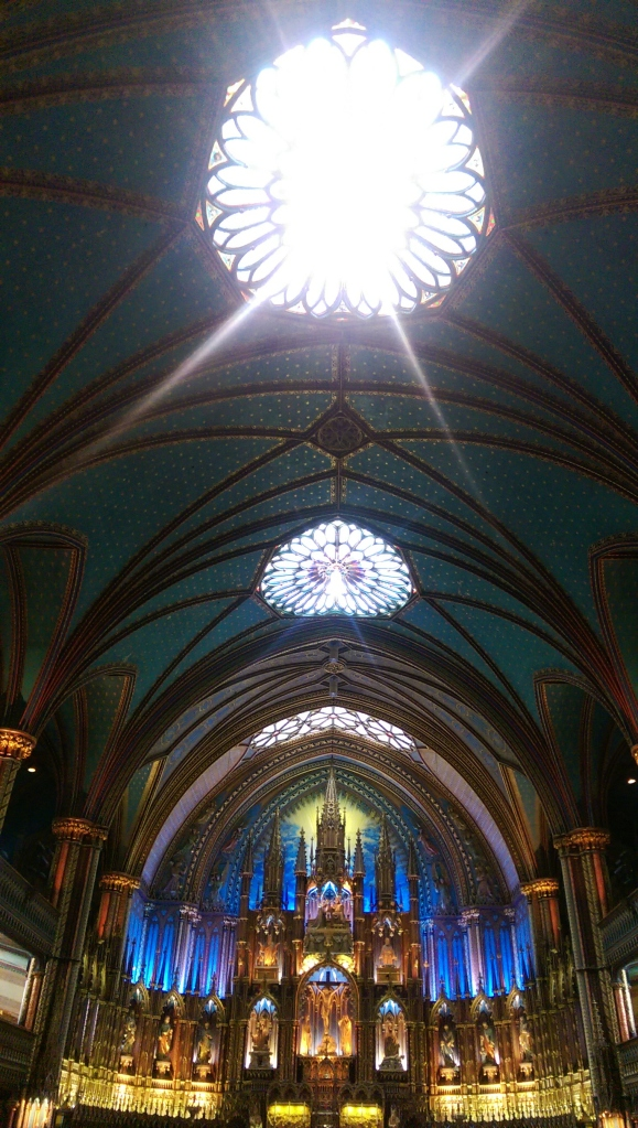 Notre Dame de Montreal, Quebec