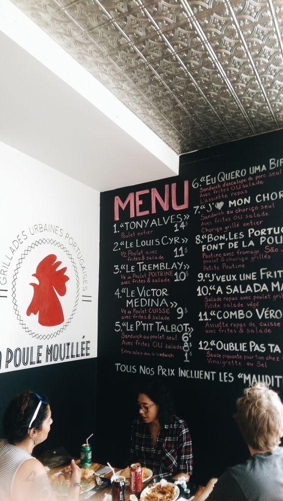 Ma Poule Mouillee - Montreal, Quebec