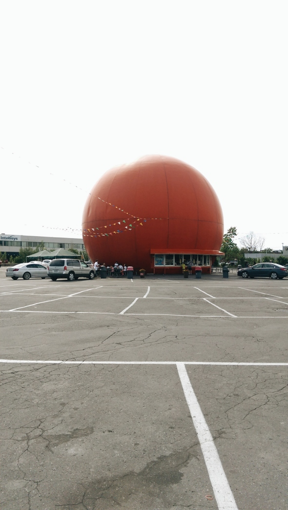 Orange Julep, Montreal, Quebec