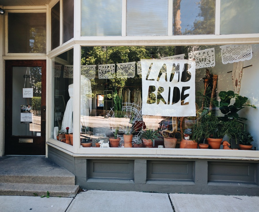 Lamb Bride - Grand Rapids, MI