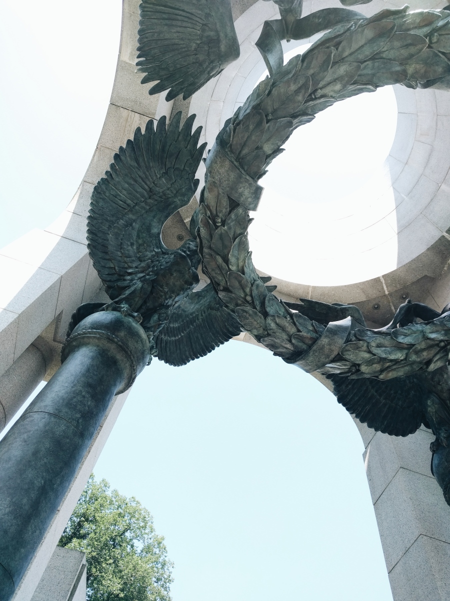 World War 2 Memorial, Washington DC