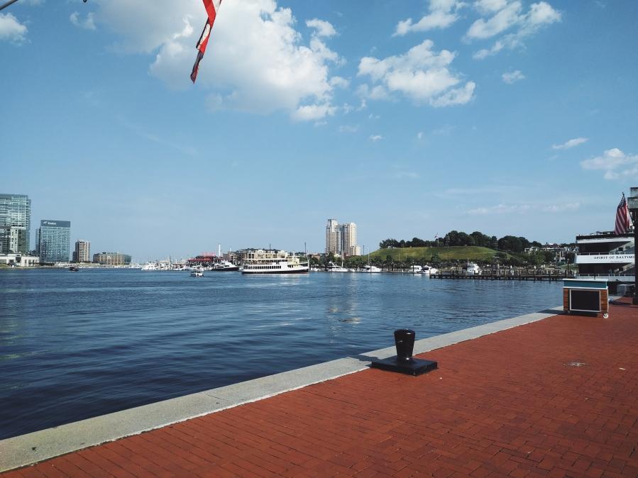 Baltimore Harbor, MD