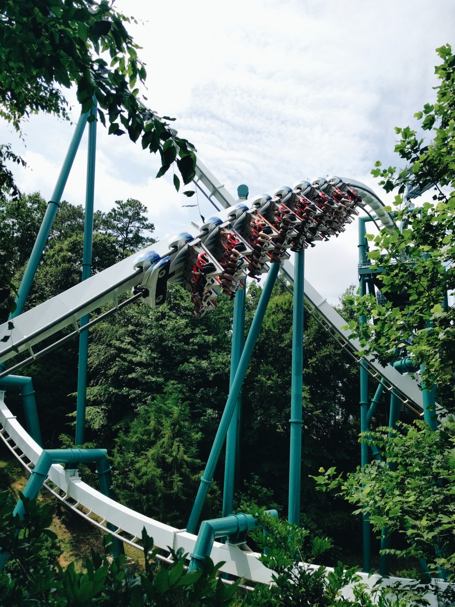 Busch Gardens, Williamsburg, VA