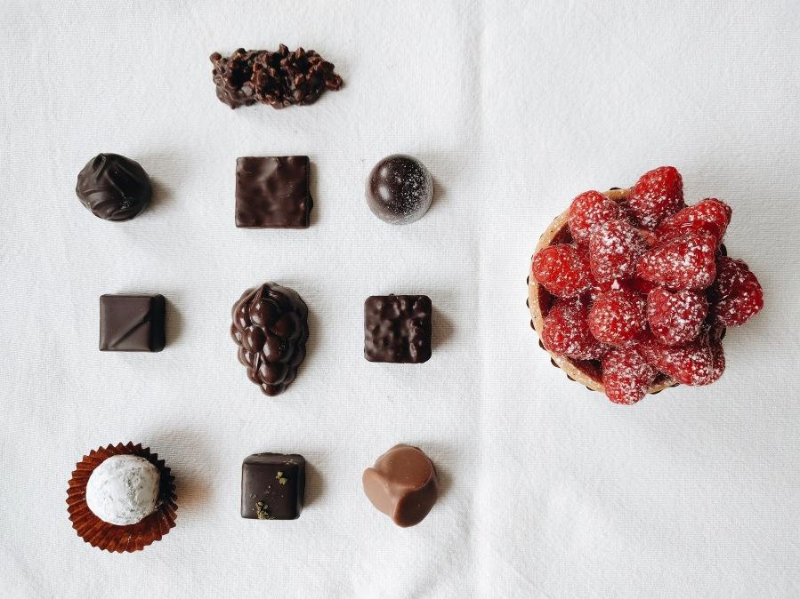 Wittamer Chocolatier Patisserie, Brussels, Belgium