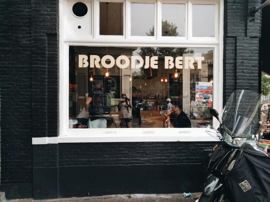 Broodje Bert, Amsterdam, Netherlands