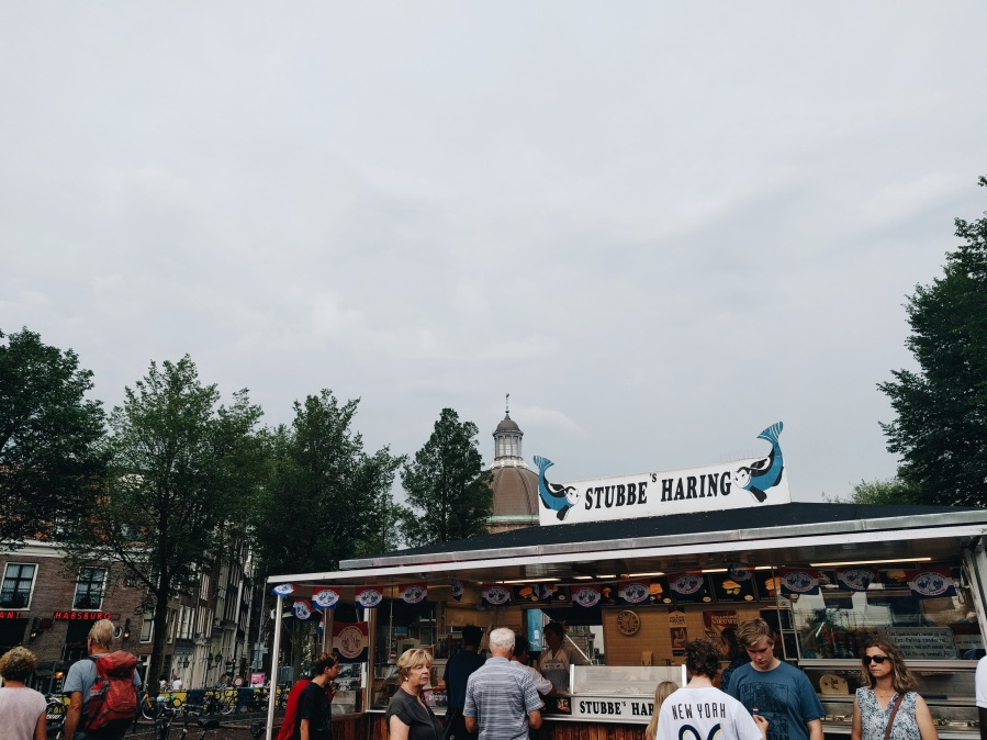 Stubbe's Haring, Amsterdam, Netherlands