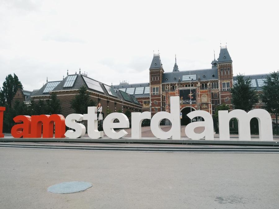 IAmsterdam, Amsterdam, Netherlands