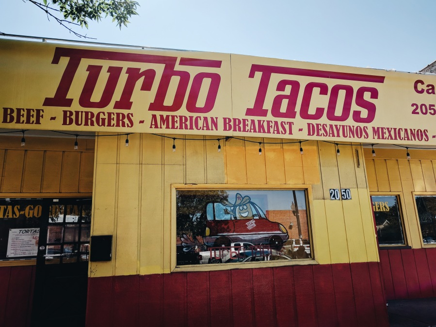 Turbo Tacos, Chicago, IL