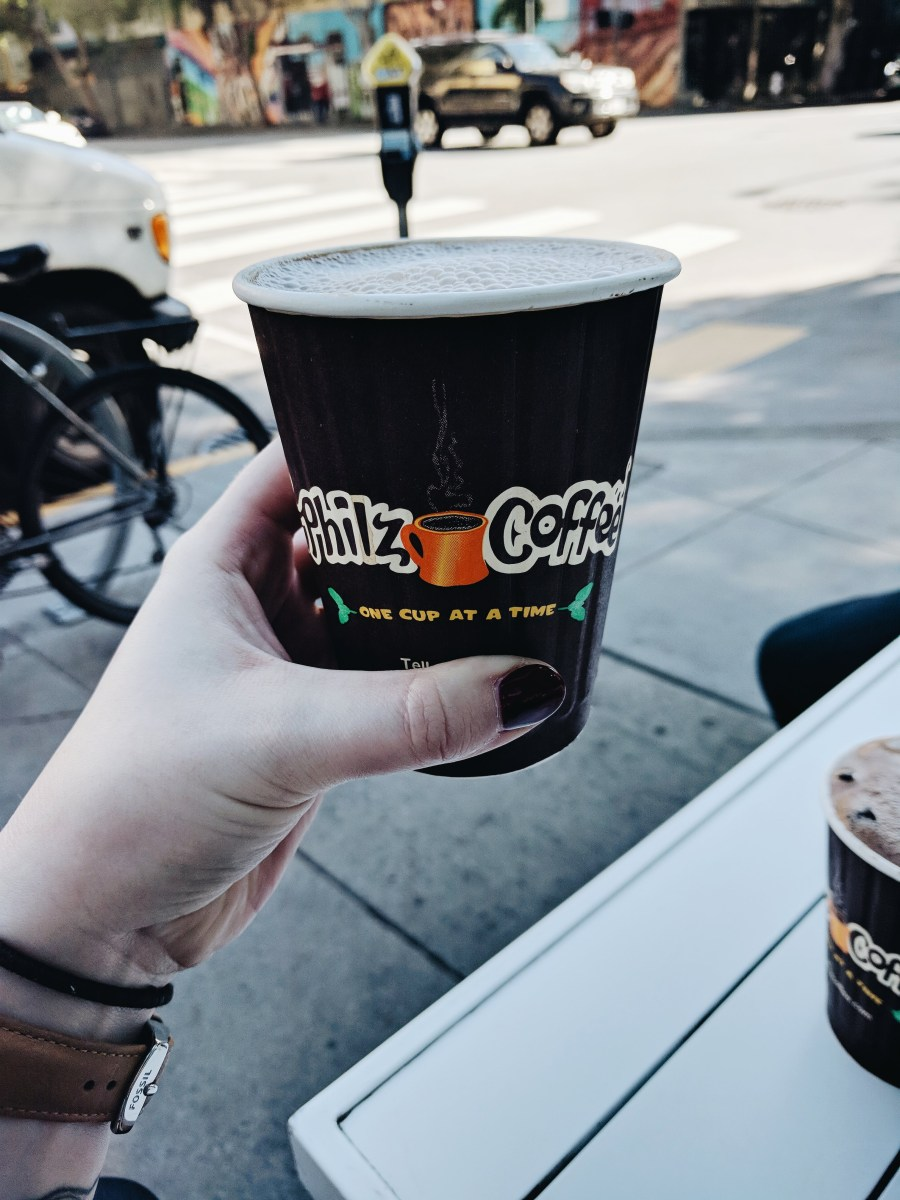 Philz Coffee, San Francisco, CA