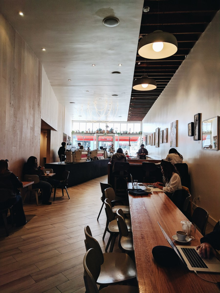 Ritual Coffee Roasters, San Francisco, CA