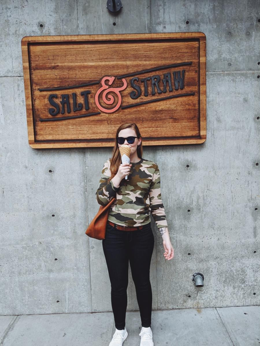 Salt & Straw, Portland, OR